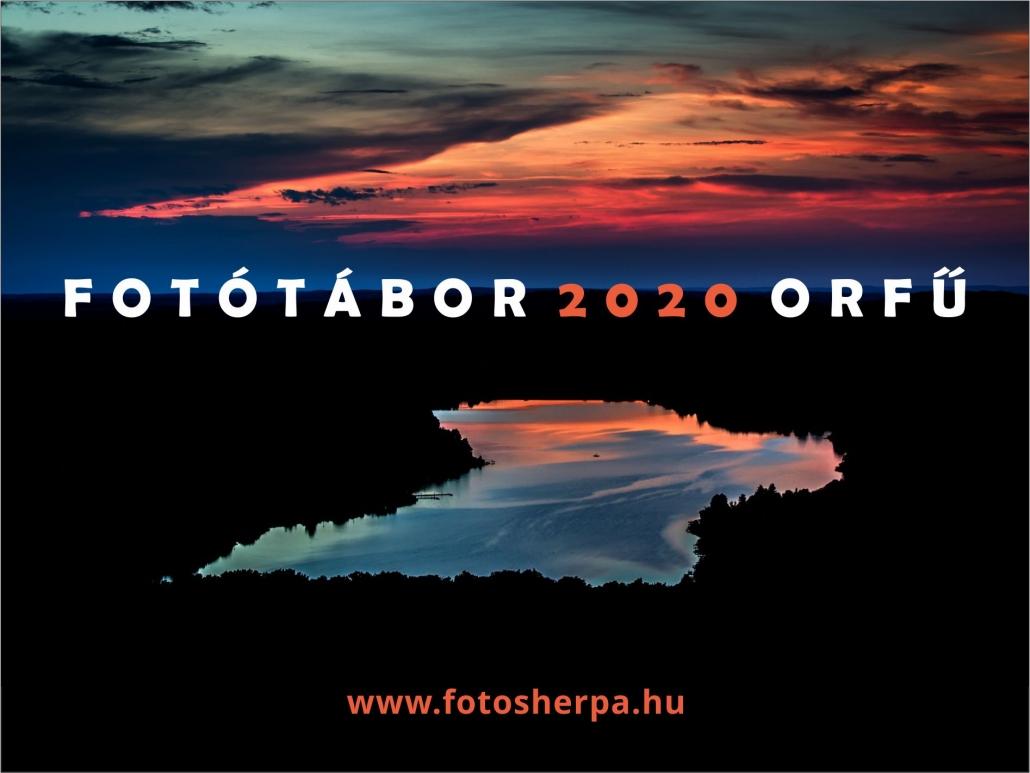 Kreatív fotós tábor Juhász Balázs fotóművésszel